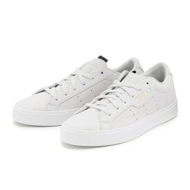 【adidas】 アディダス adidas SLEEK W スリーク FX2148 ABC-MART限定 *LGR/LGR/WHT