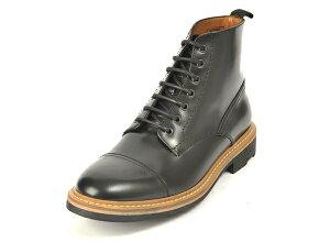 【GIANCARLOMORELLI】ジャンカルロ・モレリS-TIPBOOTストレートチップブーツGM01232F12NERO