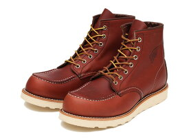 【RED WING】 レッドウィング 6'CLASSIC MOC 6'クラシック モック 9106 RED BROWN