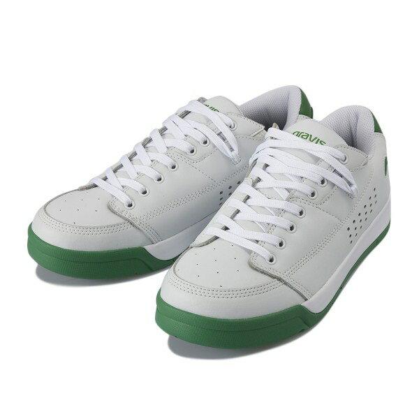 【gravis】 グラビス TARMAC AC タ—マックAC 11000 WHITE/GREEN