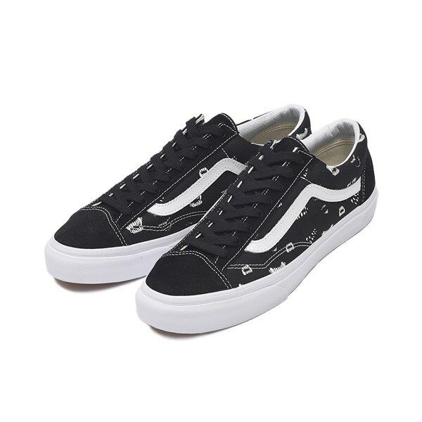 【VANS】 Style 36 ヴァンズ スタイル36 VN0A3DZ3PYF 18SP (YOD)BLK/TEETH