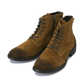 【stefanorossi】 ステファノロッシ LACE UP BOOT レースアップブーツ SR03752 S/BROWN