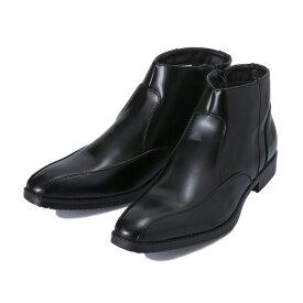 【stefanorossi】 ステファノロッシ SIDE ZIP BOOTS サイドジップブーツ SR09004 BLACK