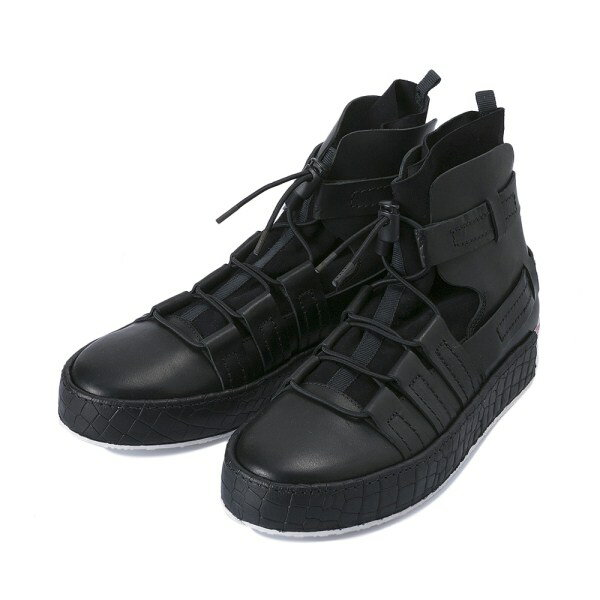 【AREA FORTE】 エリアフォルテ LACE UP BOOT レースアップブーツ 7022M NERO