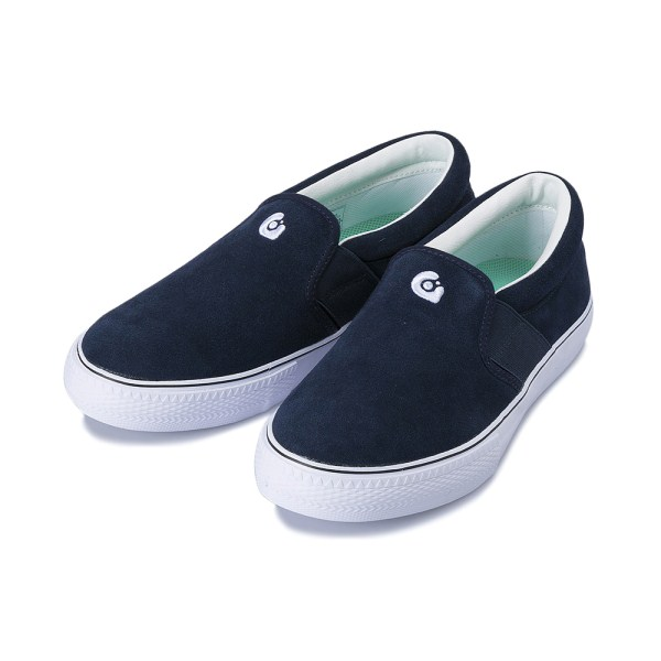 【gravis】 CLAYMORE SUEDE グラビス クレイモア スエード 10301 NAVY/WHITE