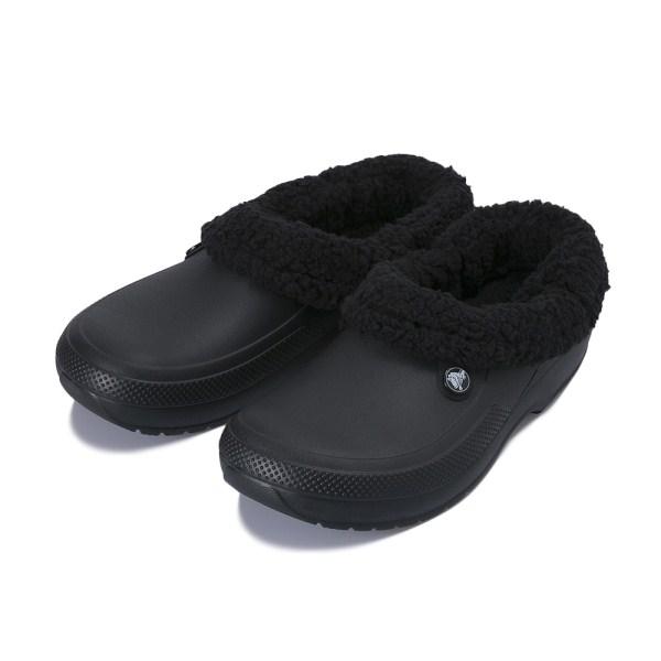 【crocs】 クロックス classic blitzen 3.0 clog クラシックブリツェン 204563-060 black/black
