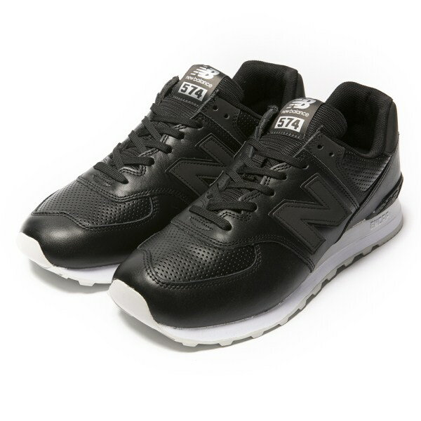 【NEW BALANCE】 ニューバランス ML574DAK(D) 18SS BLACK(DAK)