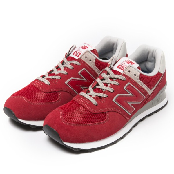 【NEW BALANCE】 ニューバランス ML574ERD(D) 18SS TEAM RED(ERD)