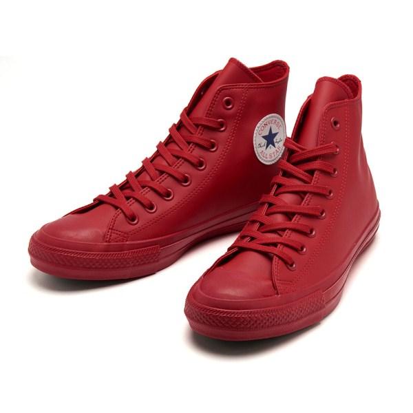 【CONVERSE】 コンバース ALL STAR 100 WR SL HI オールスター 100 WR SL ハイ 32961802 RED