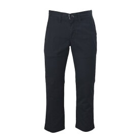 【VANSアパレル】 ヴァンズ パンツ AUTHENTIC CHINO CROPPED VN0A3H5PBLK BLACK