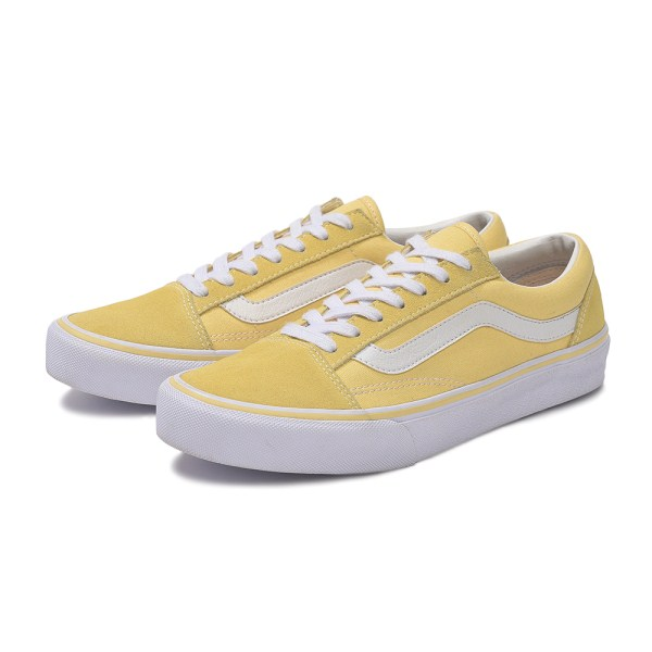 【VANS】 OLD SKOOL DX ヴァンズ オールドスクール DX V36CL+ 18SP PRIMROSE YELLOW