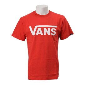 【VANSアパレル】 ヴァンズ Tシャツ Flying-V BASIC S/S-TEE VANS-04ABC RED/WHT