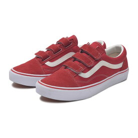 【VANS】 OLD SKOOL EZ DX ヴァンズ オールドスクールEZ DX V36EZ+ 18FA RED