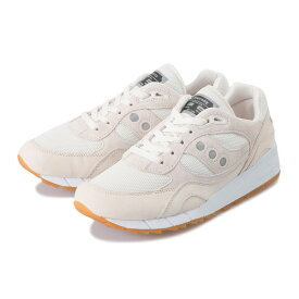 【SAUCONY】 サッカニー SHADOW 6000 MACHINE シャドウ S70428-2 TAN/EGGNOG
