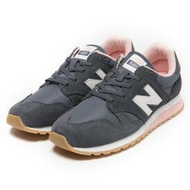レディース 【NEW BALANCE】 ニューバランス WL520CH(B) 18FW NAVY(CH)