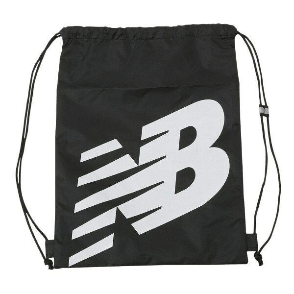 【NEW BALANCEウェア】 ニューバランスウェア K ロゴバックパック JABL8231BK ブラック