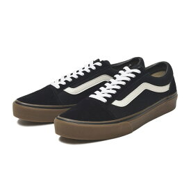【VANS】 ヴァンズ OLD SKOOL DX オールドスクール DX V36CL+ BLACK/WHITE/GUM