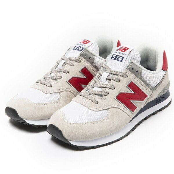【NEW BALANCE】 ニューバランス ML574ATW(D) 18FW ABC-MART限定 *WHITE(ATW)