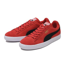 【PUMA】 プーマ SUEDE CLASSIC スウェード クラシック 365347 30R. RED/BK/WH