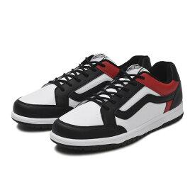 【VANS】GRANBY ヴァンズ グランビー 防水・冬靴 V8090 BLK/WHT/RED