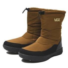 【VANS】BAKER ヴァンズ スノーブーツタイプ V8220N 18HO CAMEL2