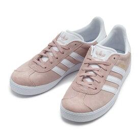 【adidas】 アディダスオリジナルス GAZELLE J ガゼル BY9544 PNK/WHT