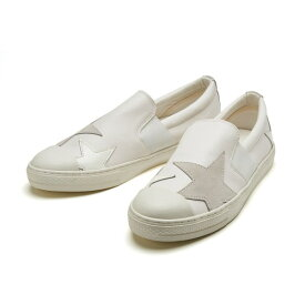 【CONVERSE】 コンバース ALL STAR COUPE TRIOSTAR SLIP-ON オールスター クップ トリオスター スリップオン 32169340 WHITE