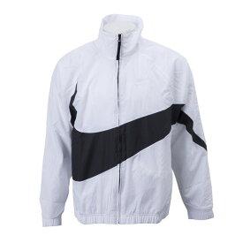【NIKEウェア】 ナイキウェア M HBR STMT ウーブン ジャケット AR3133-100 100WHITE/WHITE
