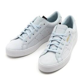 レディース 【adidas】 アディダスオリジナルス adidas SLEEK W スリーク EF3059 ABC-MART限定 *BLUE/BLUE