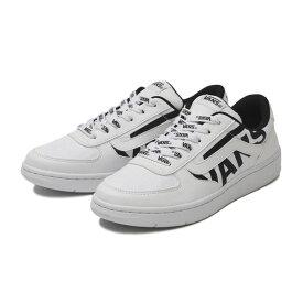 【VANS】FLOATER ヴァンズ フローター V4410 WHITE/LOGO BLK