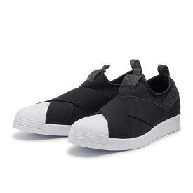 【adidas】 アディダス SS SLIPON スーパースター スリッポン BZ0112 BLK/BLK/BLK