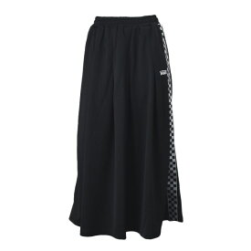 【VANS】Checker Sports Track Skirt ヴァンズ スカート CD19SS-GM01 BLACK