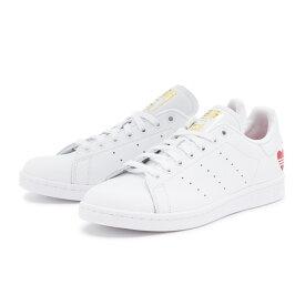【adidas】 アディダス STAN SMITH スタンスミス FW6390 WHT/WHT/RED