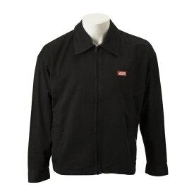 【VANSウェア】VANS Swing Top Jacket ヴァンズ スイングトップジャケット VA19SS-MJ02 BLACK