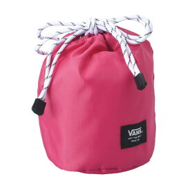 【VANS】Round Pouch ヴァンズ ポーチ CD19SS-UB01 19SP PINK