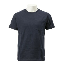 【VANSウェア】Palm Tree Embroidery T-Shirt ヴァンズ ショートスリーブTシャツ CD19SS-MT09 NAVY