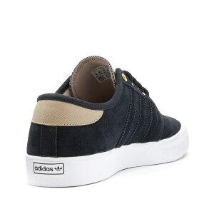 Guardia Montaña es inutil  楽天市場】【adidas】 アディダススケートボーディング ADI-SEELEY アディシーリー EE6128  BLK/WHT:ABC-MART楽天市場店