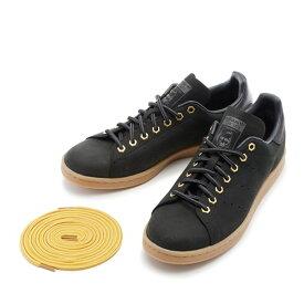 【adidas】 アディダスオリジナルス STAN SMITH WP スタンスミス WP B37872 BLK/BLK/CARB