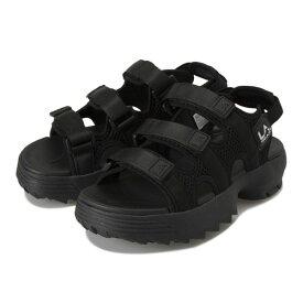 【LAGEAR】 エルエーギア Platform Sandals LA026 BLACK