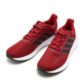 【adidas】 アディダス falconrun m ファルコンラン EE8154 RED/BLK