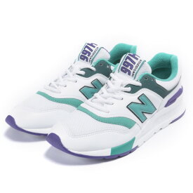 New Balance ニューバランス スニーカー CM997HDO(D) WHITE/PU(DO)