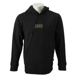 【VANSウェア】MN AP EASY BOX FT PO Black ヴァンズ フーディー VN0A48AHBLK BLACK 2