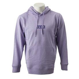 【VANSウェア】MN AP EASY BOX FT PO Lavender ヴァンズ フーディー VN0A48AHLAE Lavender