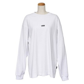 【VANSウェア】OFF THE WALL L/S T-Shirt ヴァンズ ロングスリーブTシャツ VA19FW-MT04 WHITE