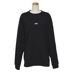 【VANSウェア】OFF THE WALL L/S T-Shirt ヴァンズ ロングスリーブTシャツ VA19FW-MT04 BLACK