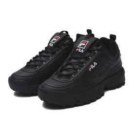 【FILA】 フィラ DISRUPTOR2 F02151073 BLACK