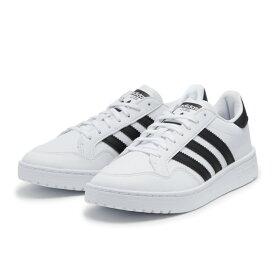 レディース 【adidas】 アディダス TEAM COURT J チームコート EF6815 ABC-MART限定 *WHT/BLK/WHT