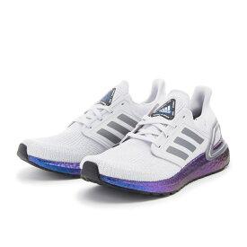 レディース 【adidas】 アディダス ultraboost 20 w ウルトラブースト 20 EG1369 GRY/GRY/BLU