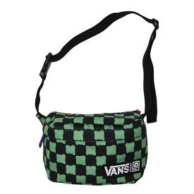 【VANS×MxMxM】VANS xMxMxM Body Bag ヴァンズ ボディバッグ マジカルモッシュミスフィッツ VA19FW-UB50MM GREEN