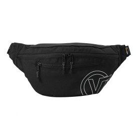 【VANS】AP TAPE ON WAIST BAG ヴァンズ ウェストバッグ VN0A4BP2BLK BLACK
